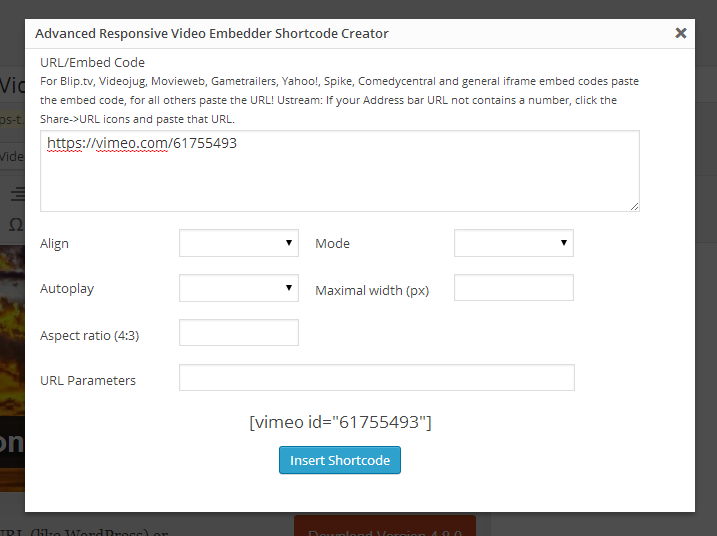Four Steps to Embedding Responsive Video in Your WordPress Web Site