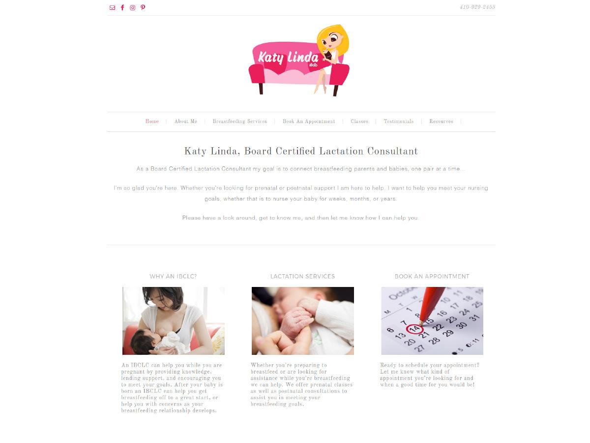 Katy Linda, IBCLC